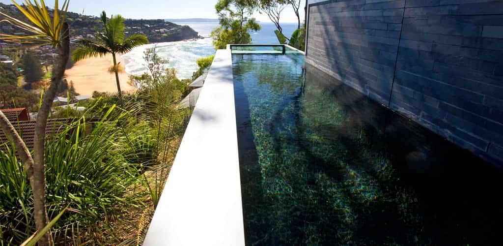 luxury swimming pool design sydney