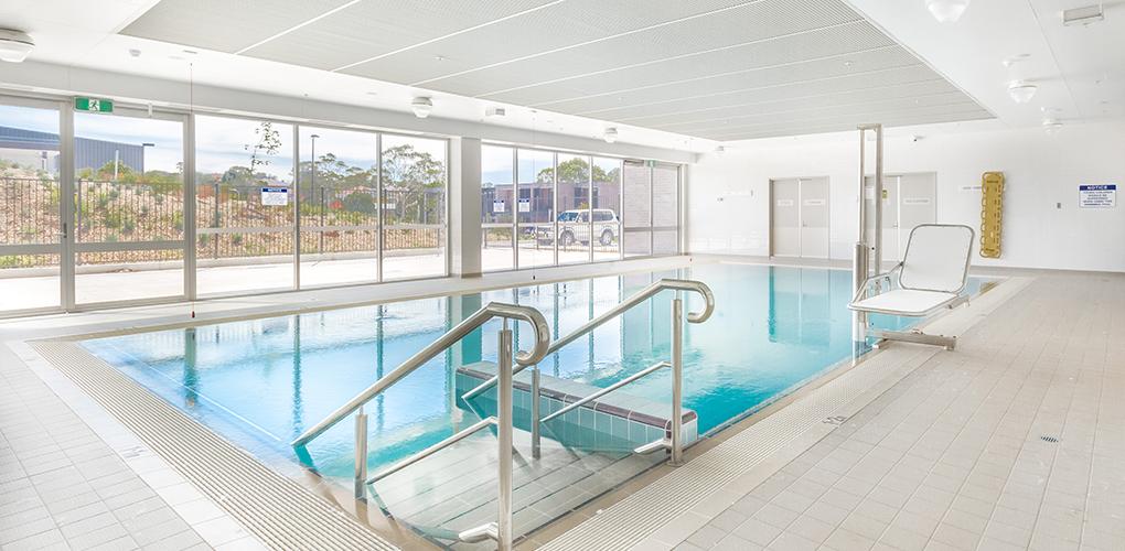 sydney rehab pool builders