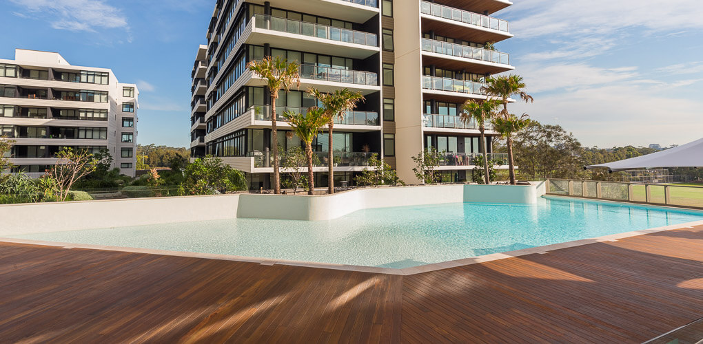 commercial pool builders australia
