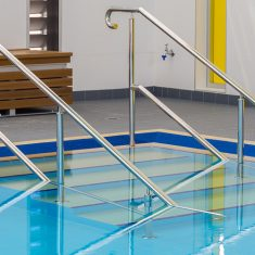 George Bass Hydrotherapy Pool