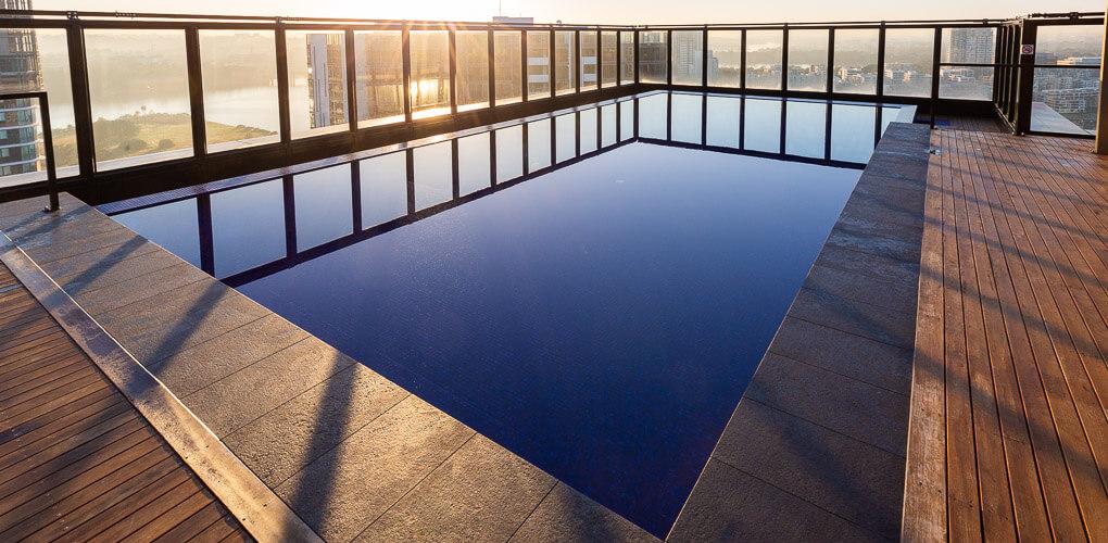 sydney rooftop pool designs
