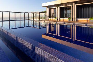 sydney rooftop swimming pools builders
