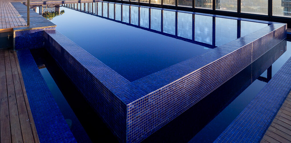 sydney rooftop swimming pool designers